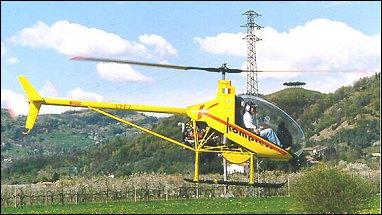 Italy - Stingrays List of Rotorcraft