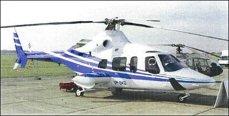 Neiman Marcus Helicopter