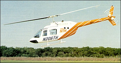 bell th 67 creek helicopter development history photos