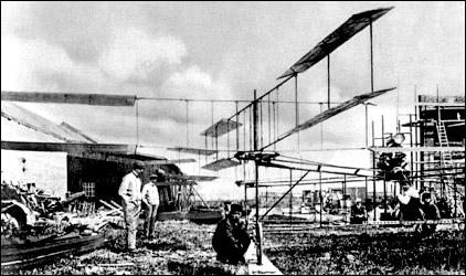 Breguet-Richet Gyroplane No.1