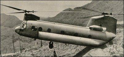 Boeing-Vertol CH-47