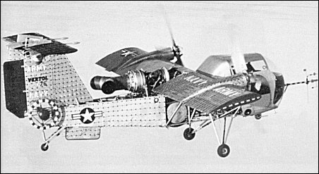 Boeing-Vertol Model 76 / VZ-2