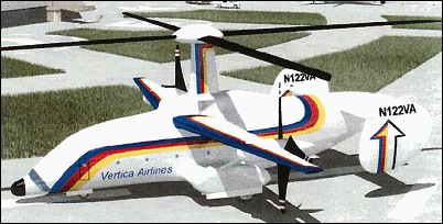 CarterCopters Heliplane Transport