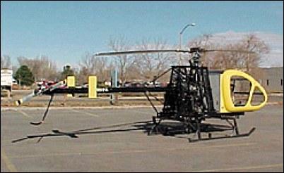 旋翼机大观-----小型直升机