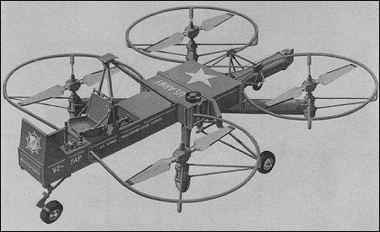 Curtiss-Wright VZ-7