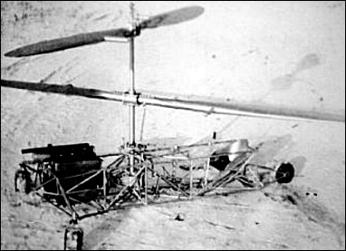 Froebe helicopter
