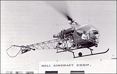 Bell 201 / XH-13F