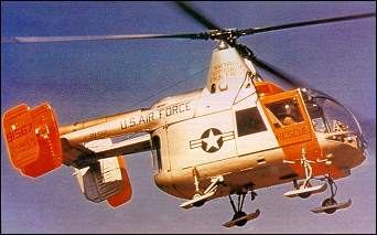WINGS PALETTE - Kaman H-43 Huskie - Pakistan