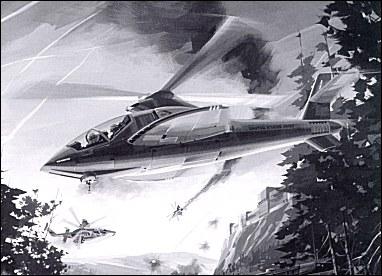 Bell/McDonnell-Douglas LHX