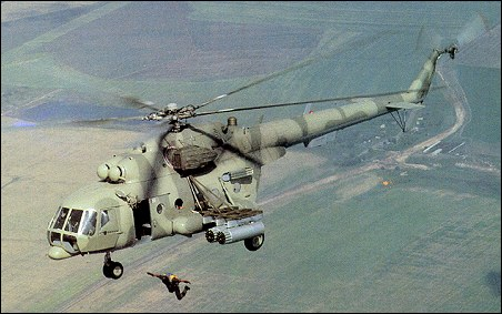 Mil Mi-17 helicopter - development history, photos, technical data
