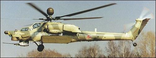 Mil Mi-28N - Stingray's List of Rotorcraft