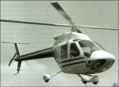 Вертолет Mil Mi-52