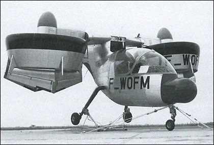 Nord Aviation Nord-500