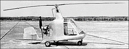 Rotorwing helicopter