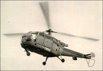aerospatiale sa 316 319 alouette iii helicopter development rh aviastar org