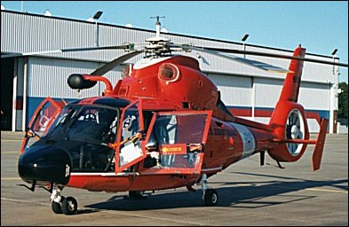 Aerospatiale AS.366G / HH-65A Dolphin