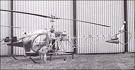 Texas Helicopters M-74