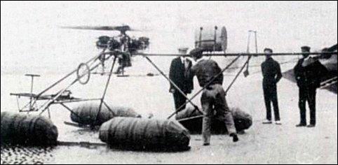 Villard helicopter