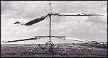 Ascanio helicopter