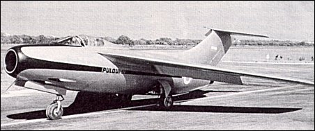 FMA I.A.33 Pulqui II