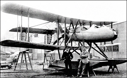 Air Department A.D.1 Navyplane