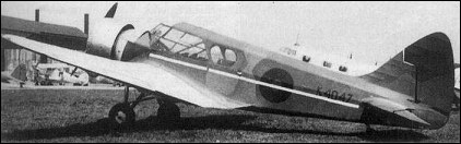 Airspeed AS.5 Courier
