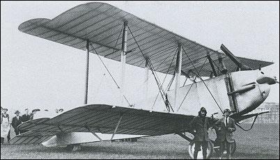 Alliance P.2 Seabird