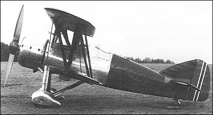 Armstrong Whitworth A.W.35 Scimitar