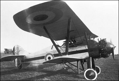 Armstrong Whitworth Siskin III