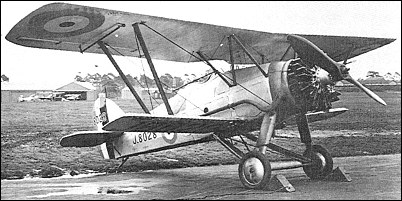 Armstrong Whitworth A.W.14 Starling II
