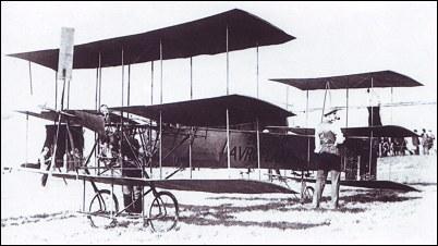 Avro I Triplane