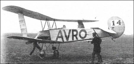 Avro 511