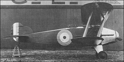 Avro 530 - fighter