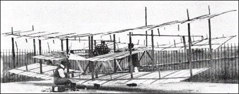 Avro I Biplane