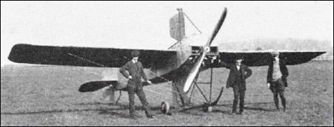 Avro Burga Monoplane