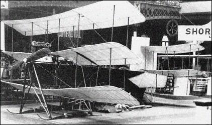 Avro II Triplane