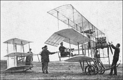 Avro III Triplane