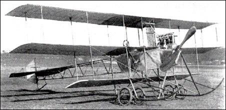 Avro IV Triplane