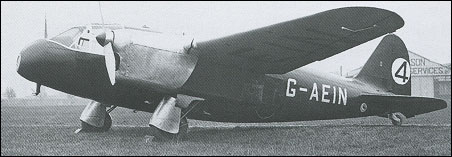 British Aircraft Double Eagle