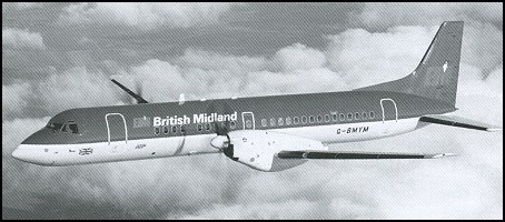 British Aerospace ATP / Jetstream 61