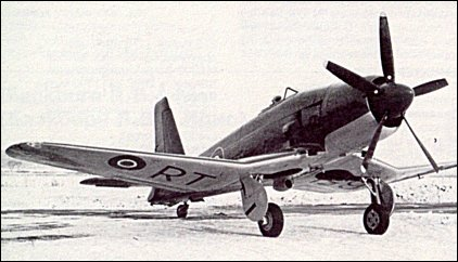 Blackburn B-48 Firecrest