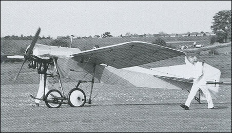 Blackburn First Monoplane