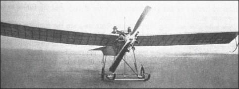 Blackburn Second Monoplane