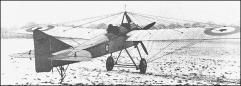 Blackburn White Falcon