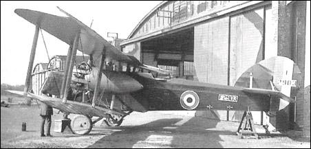 Boulton-Paul P.7 Bourges