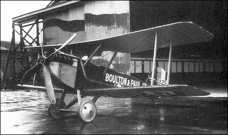 Boulton-Paul P.6