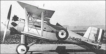 Boulton-Paul P.33 Partridge