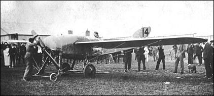 Bristol Coanda Monoplanes