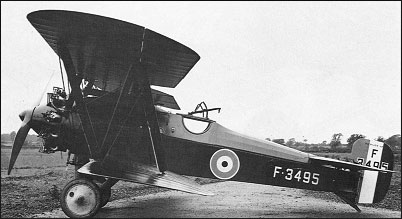Bristol F.2C Badger