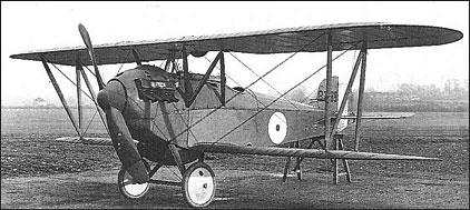 Bristol Scout F